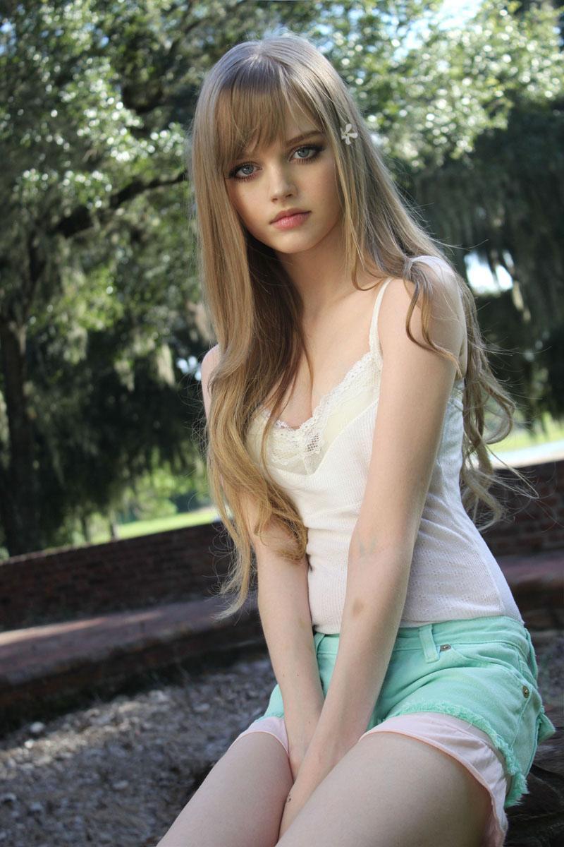Самая красивая девочка мира эро фото 14 фотография